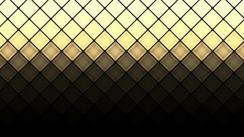 Lights flashing wall bulbs cubes pattern static flash up…, Stock Animation