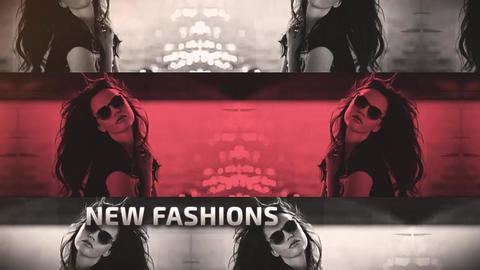 Urban Fashion After Effects Template