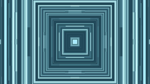 Abstract Squared Frames Loop Stock Video Footage
