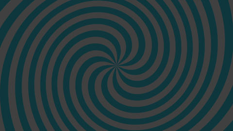 Hypno Spiral Animation