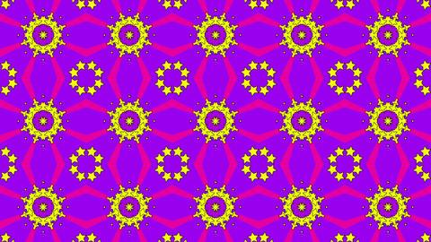 Hypnotic Kaleidoscope Animation