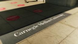 CMU Campus Sidewalk Footage