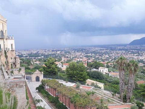 Monreale Sicily Garden フォト