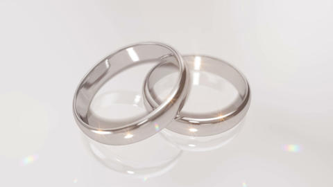 Silber Ring B Animation