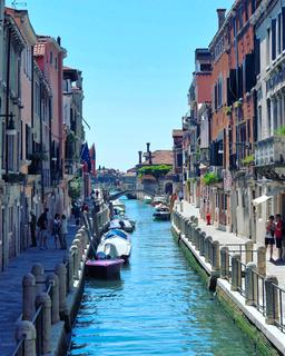 Venice Floating city Photo