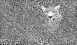 Jaguar skin background Vector