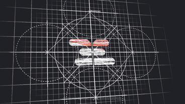 Architect Sketch Logo Premiere Pro Template