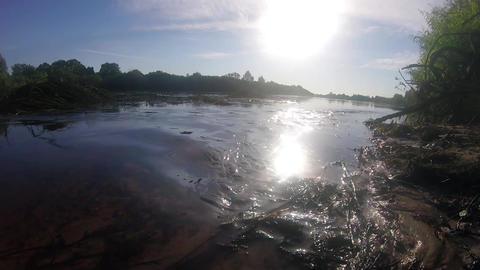 Sunny River LOOP Footage