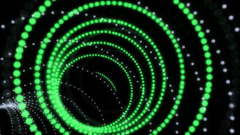 Vj Loop Dots Animation