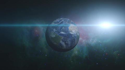 Earth HD 01, Stock Animation