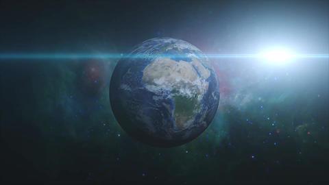 Earth HD 01 애니메이션