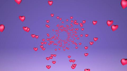 Valentine Heart Animación
