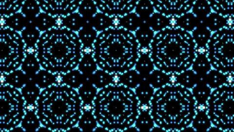 Kaleidoscope Abstract Background material VJ GIF