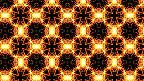 Flame abstract Background material VJ GIF