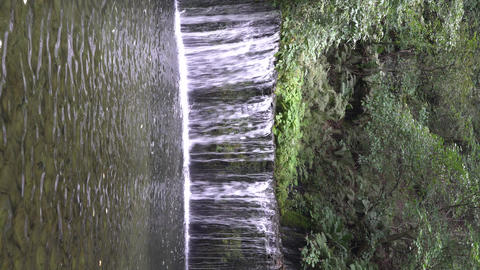 waterfall Live Action