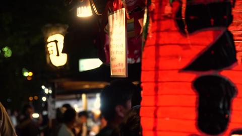 food stall 001 영상물