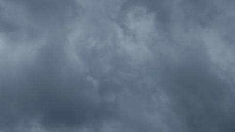 Epic Nervous Clouds Storm Timelapse Live Action