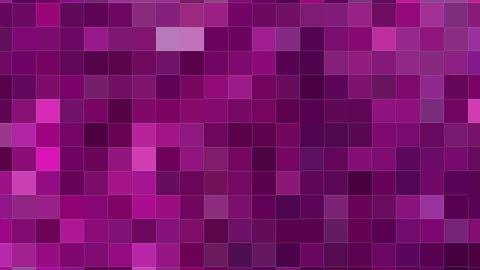 Mosaic flicker colorful color Footage