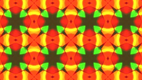 abstract kaleidoscope background Animación