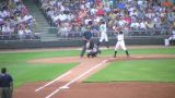 Fly Ball stock footage