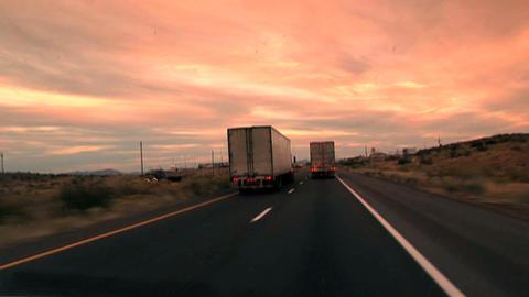 00007 Verkehr USA1 Footage