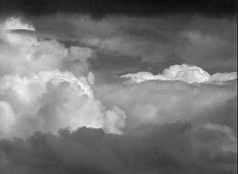 DV00027 mystik wolken1SW Footage