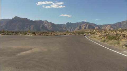 Red Rock 1 Stock Video Footage