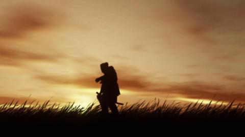 Sunset Samurai Animation