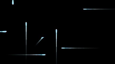 HD Trail matrix v01 PJPEG Stock Video Footage