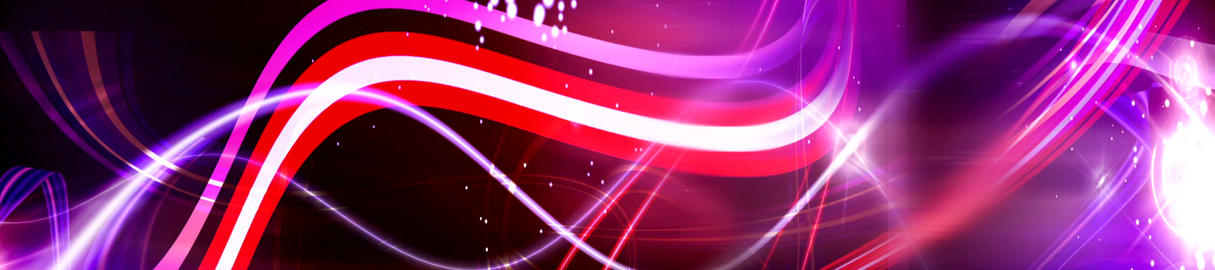 Ribbon Thin BG 2 Animation