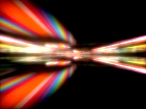 Rainbow 2001 Style Stock Video Footage