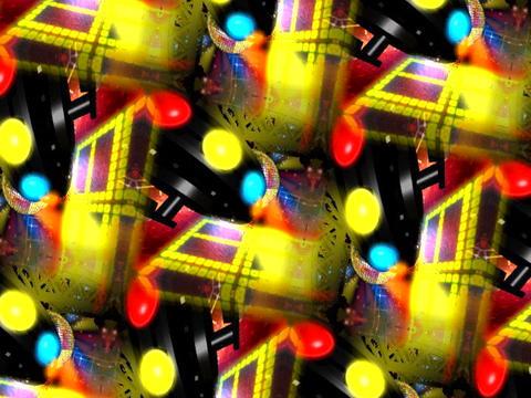 Disco danceFloor1 Stock Video Footage
