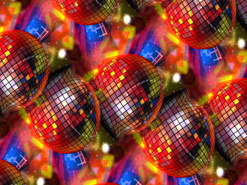Disco danceFloor1 Stock Video Footage
