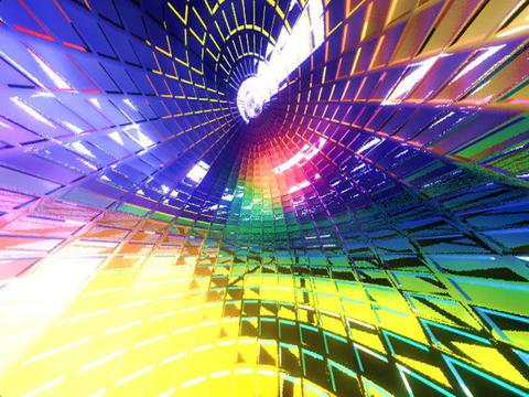Disco Interior Loop Stock Video Footage