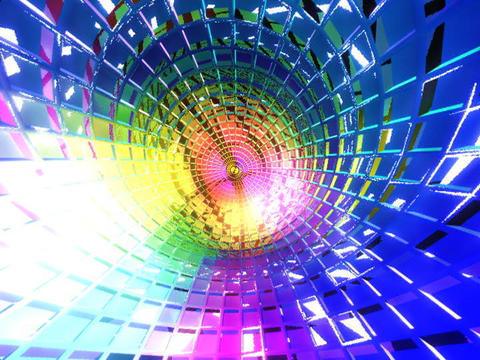 Disco Interior Loop Stock Video Footage