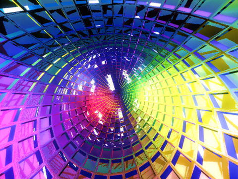 Disco Interior Loop Animation