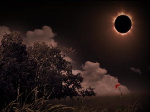 solarEclipseScape(L) Animation