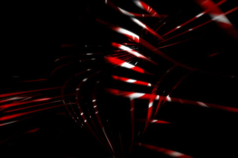 Red Experiment2 Stock Video Footage
