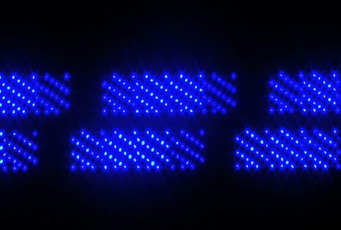 LED PP 21 Stock Video Footage