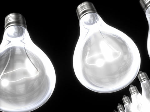 D1 Bulbs 3 1 Stock Video Footage