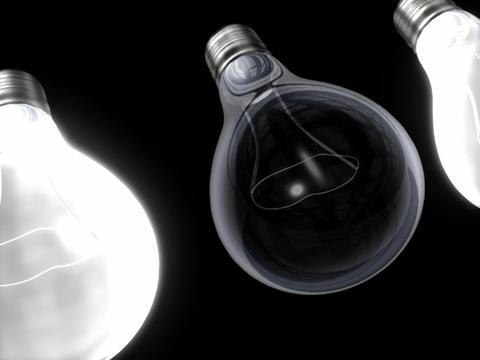 D1 Bulbs 3 1 Stock Video Footage