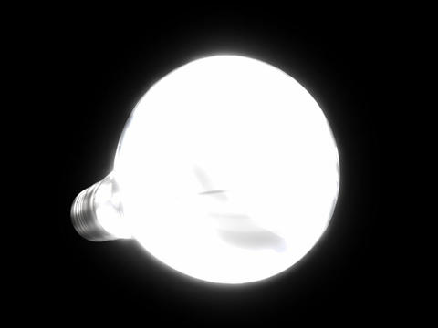 D1 Bulbs 5, Stock Animation