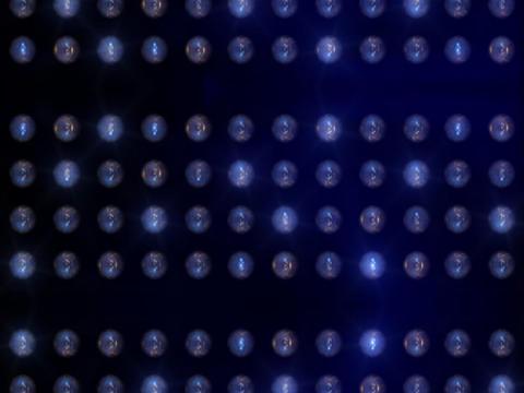 LightArray1 Stock Video Footage
