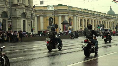 Bikers Footage