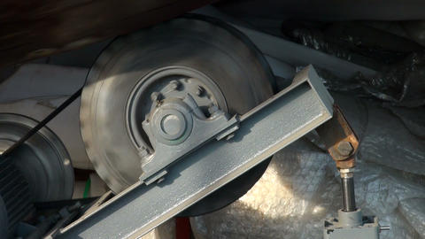Braking mechanism Footage