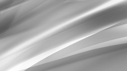 Abstract waving background, silver tint Stock Video Footage
