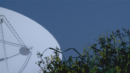 elecommunication antennas Footage