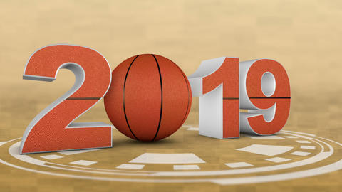 Basketball and 2019 2 Animation