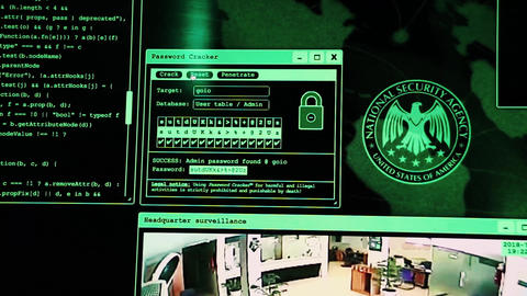 Craking the nsa by brute force 4K Live Action