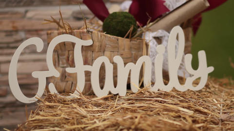 Family stock footage